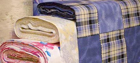 Быстрая доставка ткани из Китая