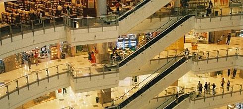 Гуанчжоу: шоппинг в торговом центре Китая
