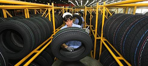 доставка автомобильных шин из Китая в Россию