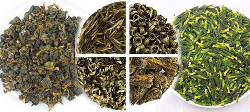 Привезти чай из Китая