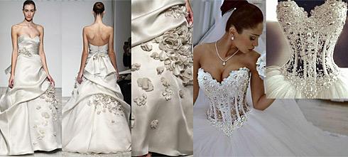 Доставка свадебных платьев из Китая