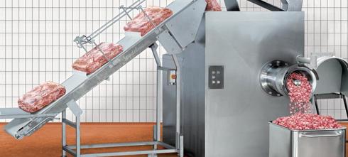 Мини – завод по переработке мяса