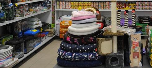 Доставка товаров для животных из китая