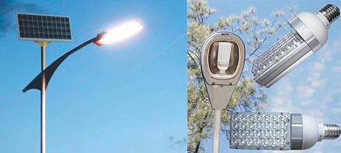 Доставка промышленного оборудования уличных энергосберегающих фонарей
