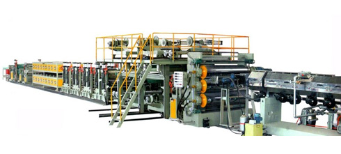 линии для обработки и изготовления композитных панелей