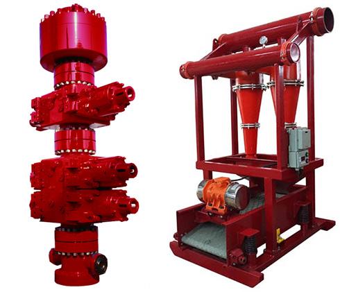 Нефтяное оборудование из Китая